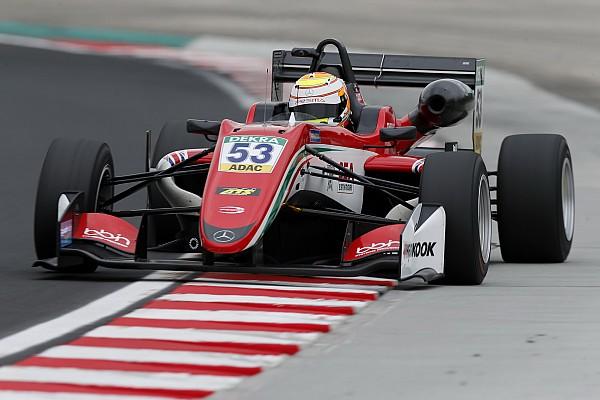 Hungaroring F3: Ilott, Eriksson share Sunday poles