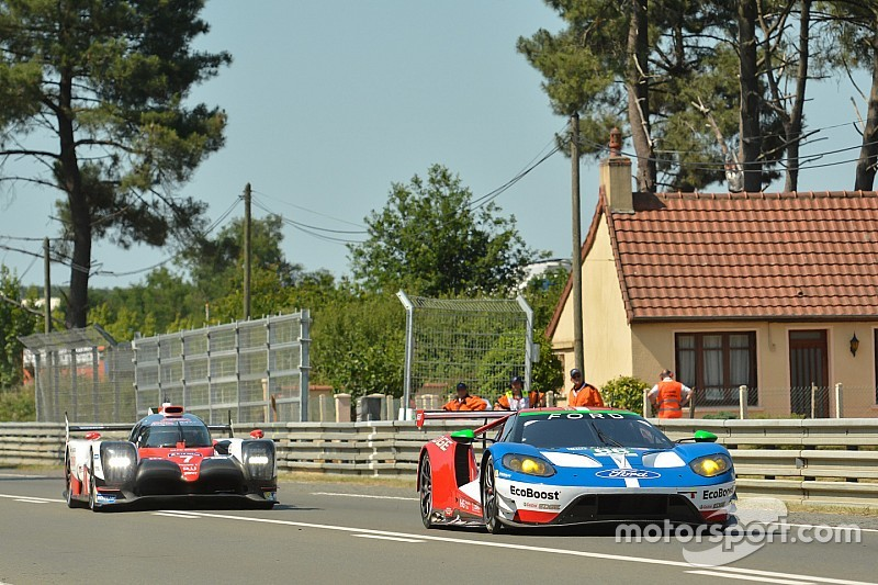 Le Mans qualifying format a