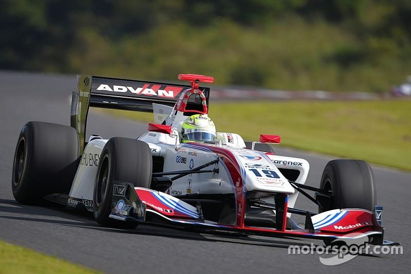 Sekiguchi, Super Formula testinin son gününde en hızlı isim oldu