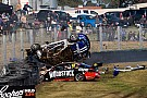 Supercars Fotogallery: la sequenza del terribile incidente a Sandown