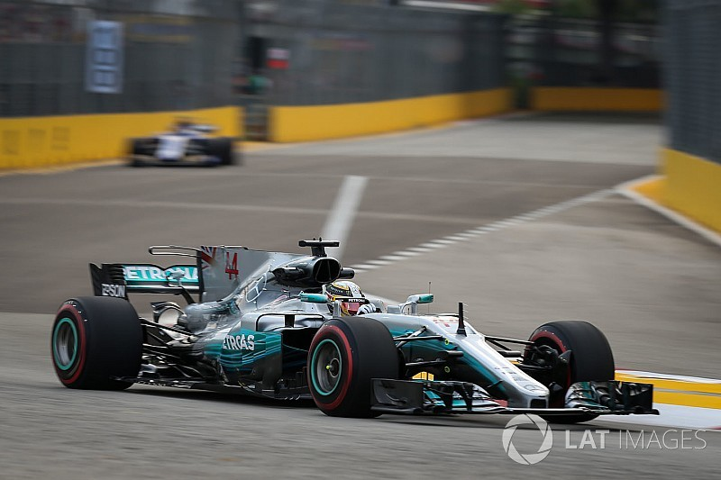Hamilton: Mercedes won't fix weaknesses on 2017 F1 car