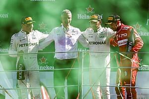 Formula 1 Yorum James Allen değerlendirdi: Mercedes Monza'da büyük farka sahipti