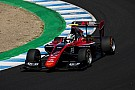 GP3 Фукузуми выиграл субботнюю гонку GP3 в Хересе