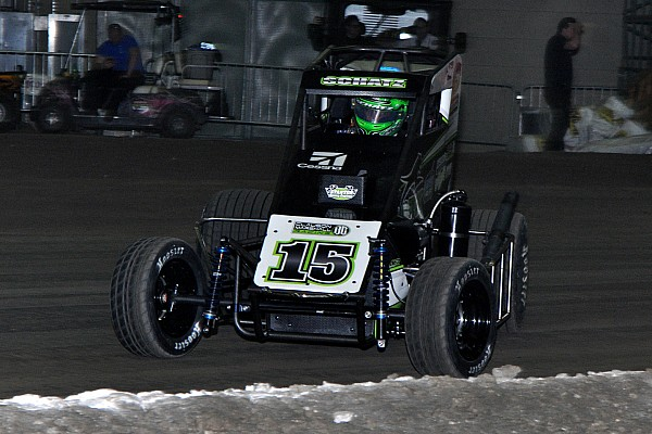 Midget Donny Schatz named Chili Bowl Nationals Rookie of the Year