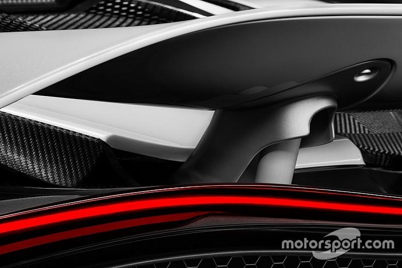 Un premier teaser pour la McLaren 720S