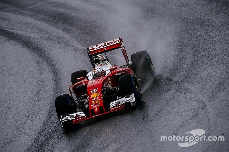 """Vettel: Verstappen's move """"not correct"""""""