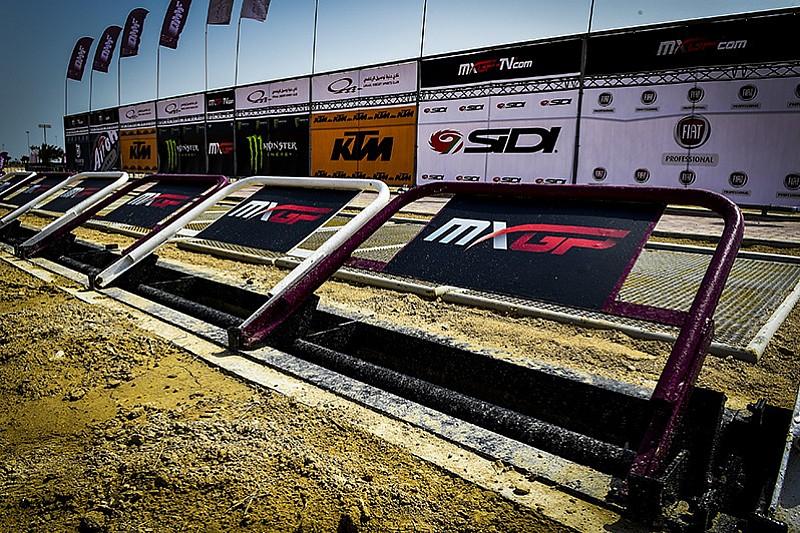 Area start baru MXGP diperkenalkan di Qatar