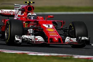 Raikkonen: Ferrari kalan dört yarışı kazanabilir