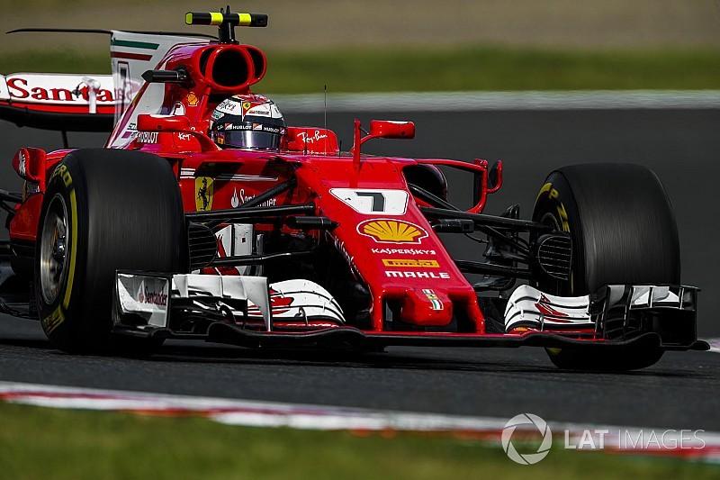 Raikkonen: Temos potencial para vencer nas próximas corridas