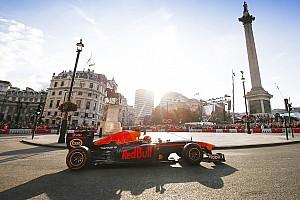 F1 mikt op race in Groot-Londen, niet in hartje stad
