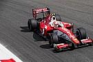 FIA F2 Luca Ghiotto se queda sin victoria en la Fórmula 2