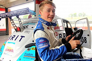 Speciale Ultime notizie Billy Monger è già tornato a guidare una vettura da corsa!