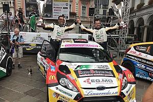 Rallye suisse Interview Gilardoni :