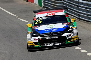 WTCC Race report Portugal WTCC: Bennani wins as Monteiro takes points lead