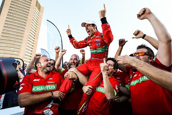Formula E Reporte de la carrera Di Grassi se proclamó campeón; Vergne ganó la carrera