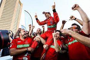 Fórmula E Crónica de Carrera Di Grassi se proclamó campeón; Vergne ganó la carrera