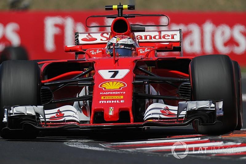 【F1】ライコネン「スピードはあるが結果がついてこない」