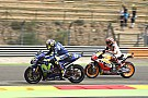 Гран При Арагона: стартовая решетка