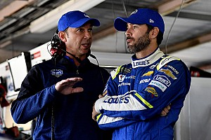 NASCAR Cup Interview Jimmie Johnson seems to be preparing for life after Chad Knaus