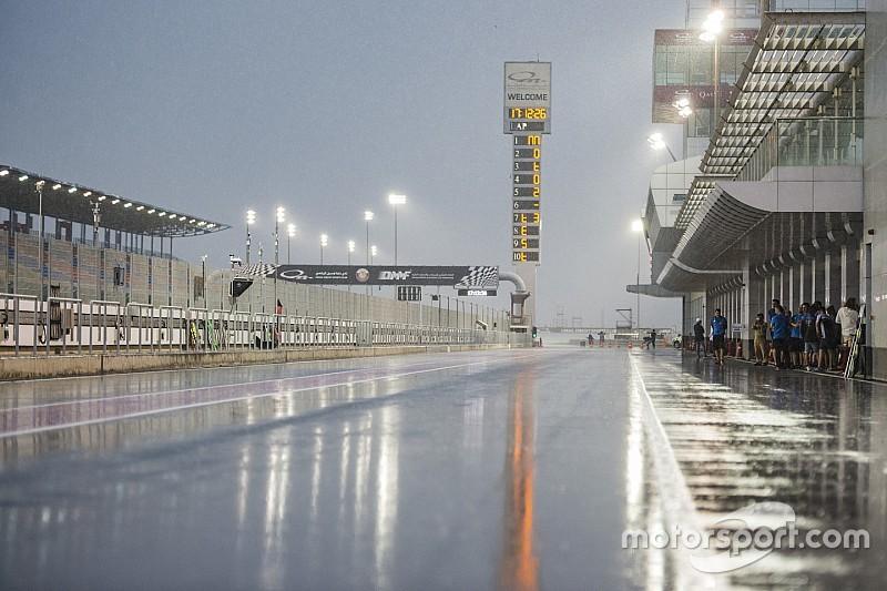 De la pluie annoncée pour le Grand Prix du Qatar