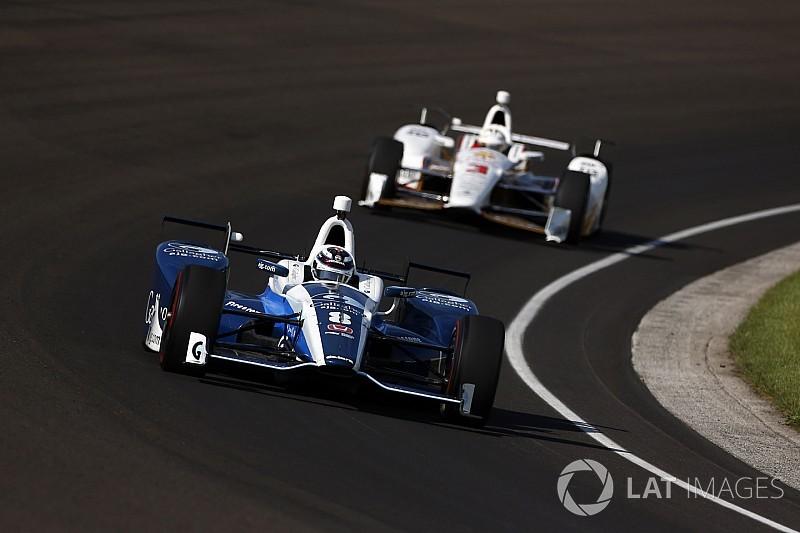 Indy 500: Chilton 8. ve son günün lideri
