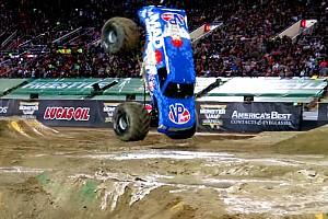 Automotive Noticias de última hora Vídeo: un monster truck que desafía a la física