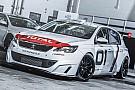 La première Peugeot 308 Racing Cup livrée