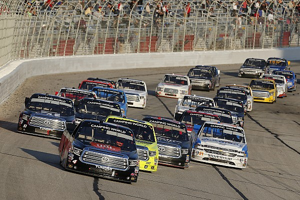 Five things to watch for in the Atlanta Truck race