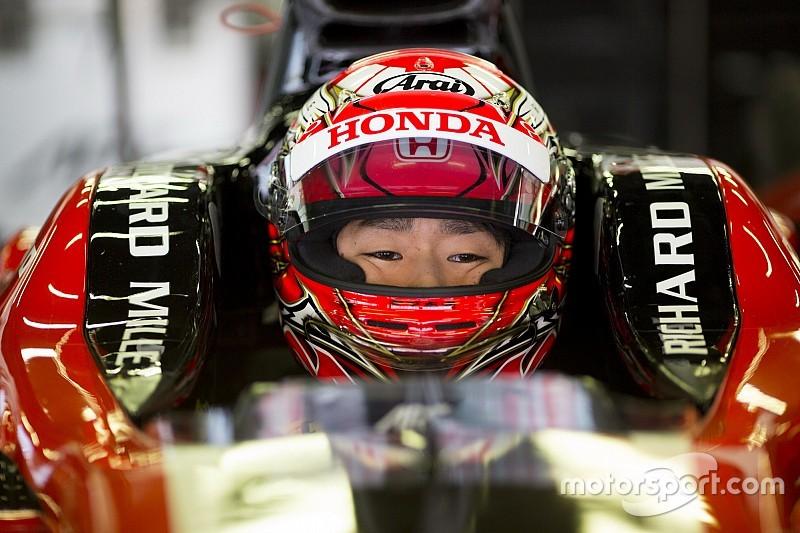 Мацушита стал быстрейшим в первый день тестов Ф2 в Бахрейне