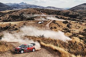 WRC Репортаж з етапу Ралі Мексика: спіраль історії