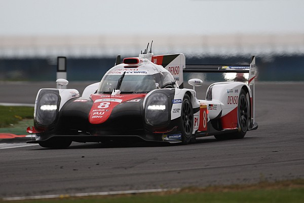 WEC Silverstone WEC: Toyota leads first practice of 2017