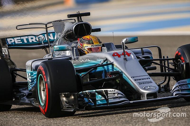 """Hamilton: """"El campeonato es entre tres o cuatro pilotos"""""""