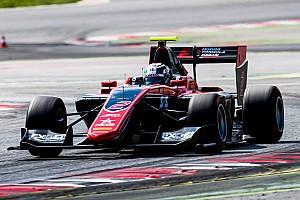 GP3 テストレポート 【GP3】合同テスト2日目:福住仁嶺0.012秒差の2番手。ボコラッチ首位