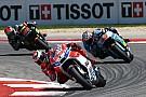 Lorenzo blames tyre graining for late Austin slump