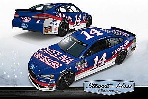 NASCAR Cup Noticias de última hora Clint Bowyer hará homenaje a  Mark Martin con diseño retro