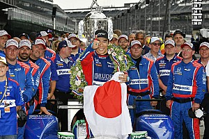 "IndyCar Breaking news Writer fired after ""unacceptable"" tweet about Sato's Indy 500 win"