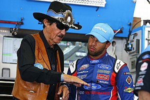NASCAR Cup Breaking news Darrell Wallace Jr. expected to replace Almirola at RPM in 2018