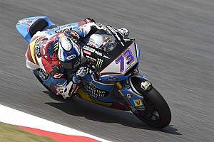 Moto2 Qualifying report Moto2 Catalunya: Marquez start terdepan, Morbidelli keenam