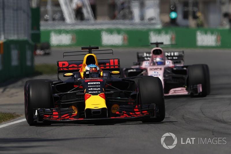 Force India espère encore rattraper Red Bull au championnat