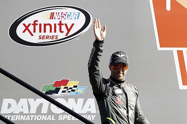 NASCAR XFINITY Breaking news Kumpen more comfortable heading into Daytona