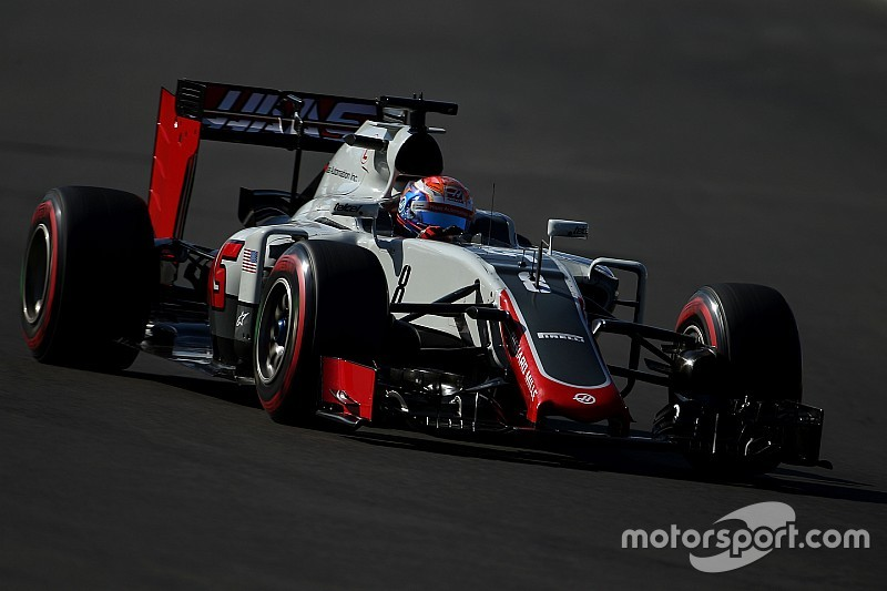 Grosjean to start from the pitlane after floor change