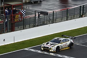 Blancpain Endurance Race report Spa 24: Rowe BMW survives downpour to win