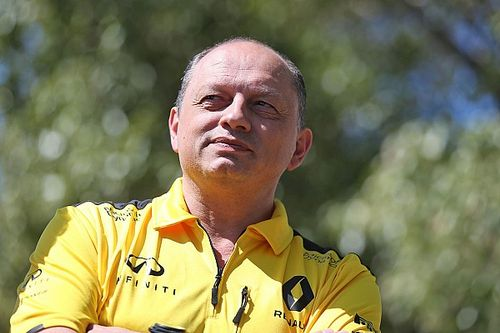 Team principal Vasseur leaves Renault F1 team