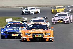 DTM Preview Summer break is over: Audi ready for final DTM sprint