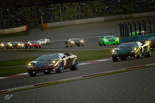 Highlights: Flitsende Lamborghini's op de Fuji Speedway