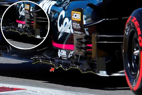 Paket Arodinamika Baru untuk Vettel di F1 GP Spanyol