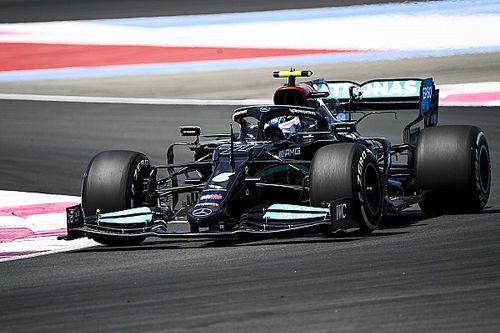 F1, Paul Ricard, Libere 1: tornano le Mercedes con Bottas