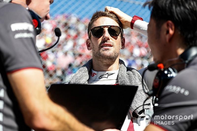 Grosjean: Nem tudom, hogy előzött meg Perez a VSC-nél