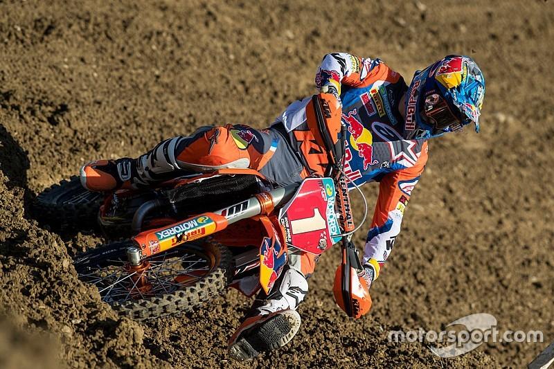MXGP Imola: Oppermachtige Herlings blijft ook als wereldkampioen winnen