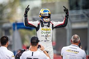 Van Kalmthout begint met dubbelzege aan F3 Asia Winter Series